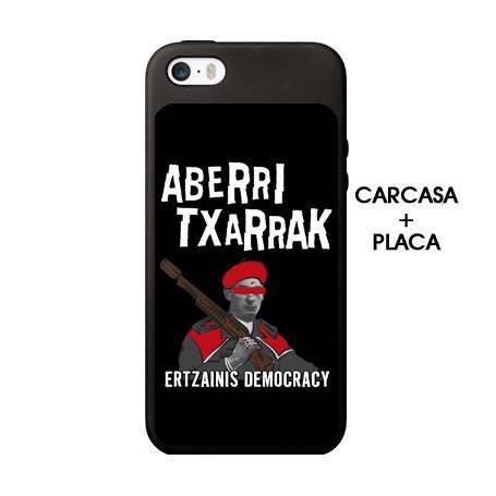"""Funda de Iphone """"Ertzainis..."""