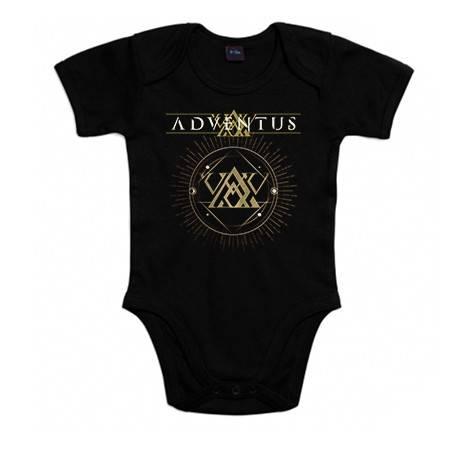 "Body bebé negro ""Logotipo"""