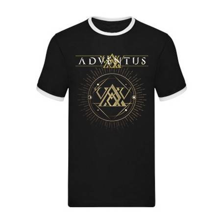 "Camiseta con ribete ""Logotipo"""