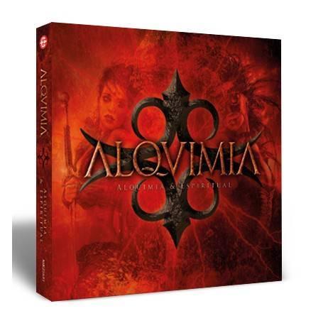 """Digipack doble """"Alquimia &..."""