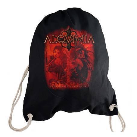 "Mochila ""Portada Alquimia &..."