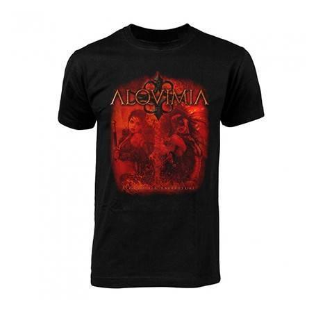 """Camiseta """"Portada Alquimia..."""