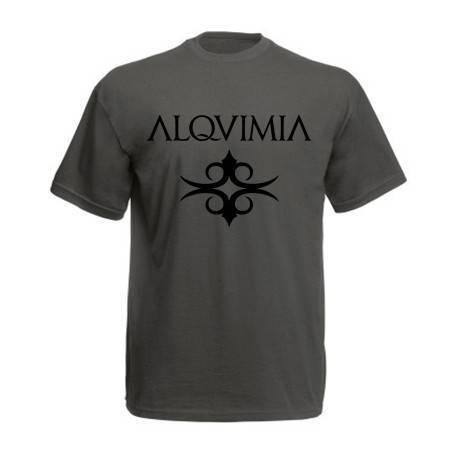 """Camiseta gris chico """"Logotipo"""""""