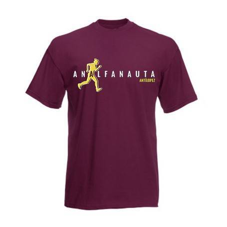 "Camiseta ""Analfanauta"""