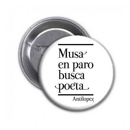"""Chapa """"Musa en paro"""""""