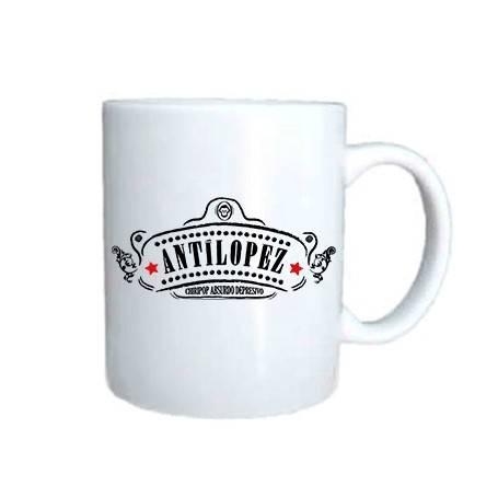 """Taza cerámica """"Logo clásico"""""""