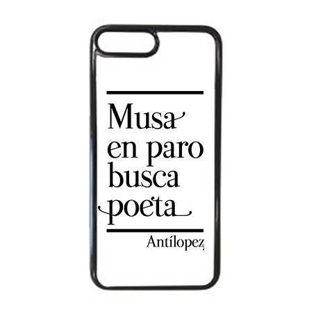 "Funda de Iphone ""Musa en paro"""