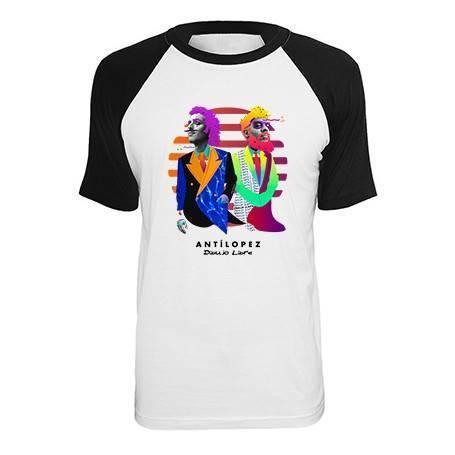 "Camiseta ranglan ""Dibujo..."