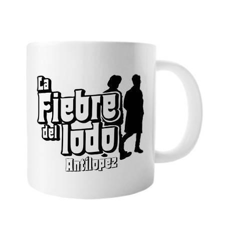 """Taza cerámica """"Fiebre del..."""