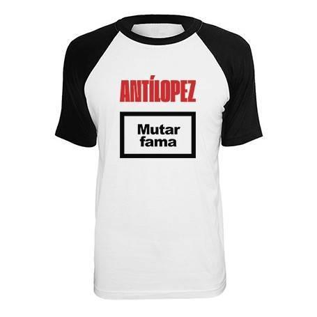 "Camiseta ranglan ""Mutar Fama"""