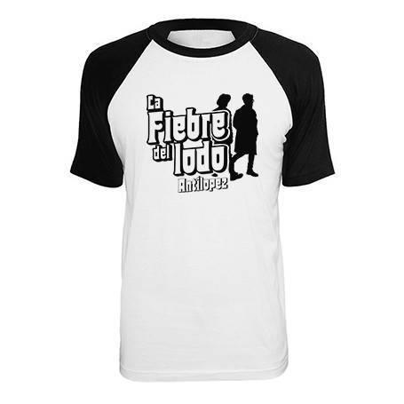 """Camiseta ranglan """"La fiebre..."""