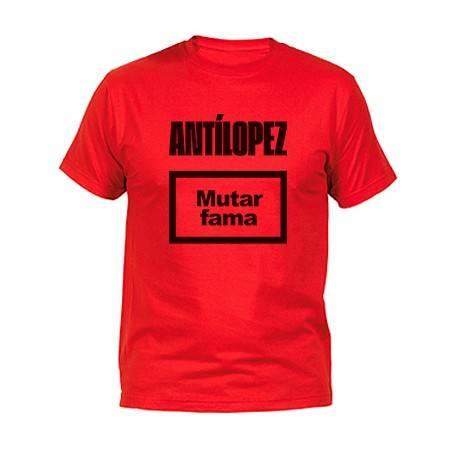 """Camiseta """"Mutar Fama"""""""