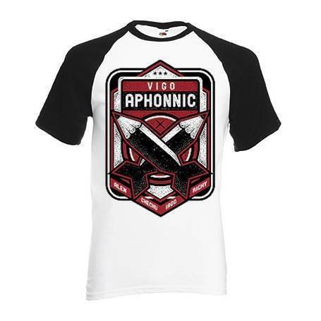 "Camiseta Ranglan ""Vigo"""