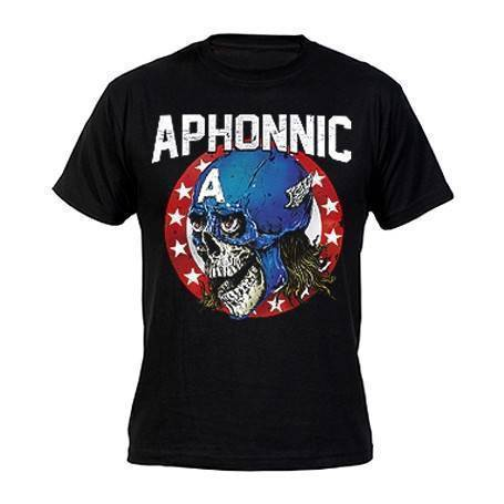 "Camiseta ""Héroes 1"""