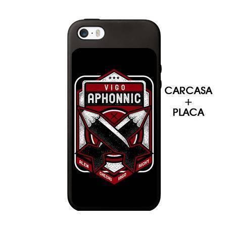 "Funda Iphone ""Vigo"""