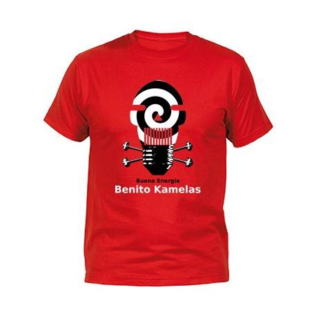 """Camiseta """"Buena energía 2"""""""