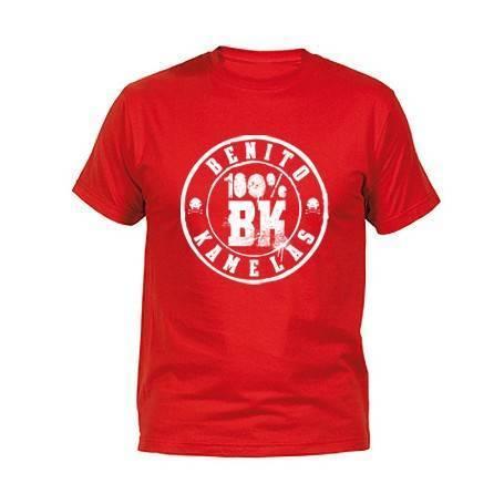 "Camiseta ""100% BK"""