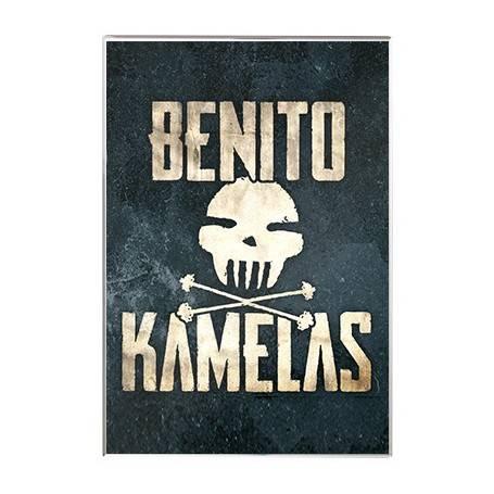 """Imán acrílico """"Logo Peineta..."""