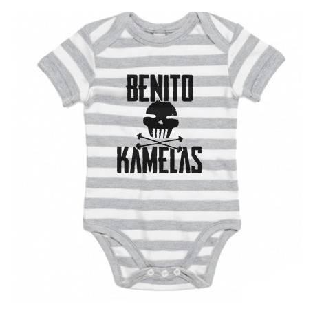 "Body bebé rayas ""Logo..."