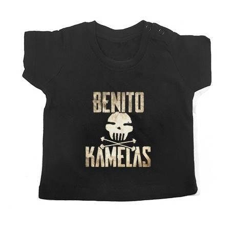"Camiseta bebé ""Logo Peineta"""
