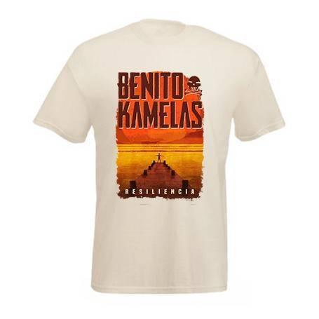"Camiseta ""Portada Resiliencia"""