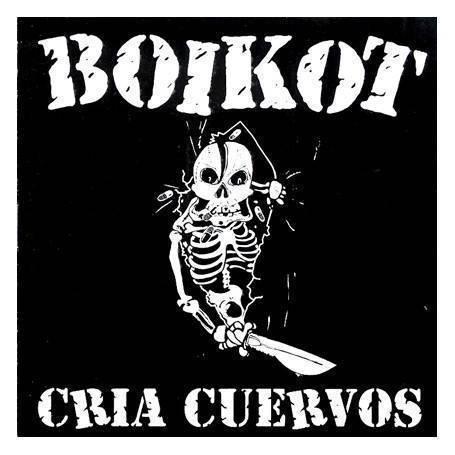 """CD """"Cria Cuervos"""""""