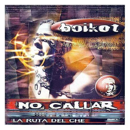 "CD ""No Callar"""