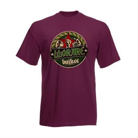 """Camiseta """"Lloraré"""""""