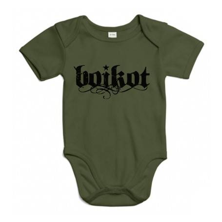 "Body bebé ""Logo"""