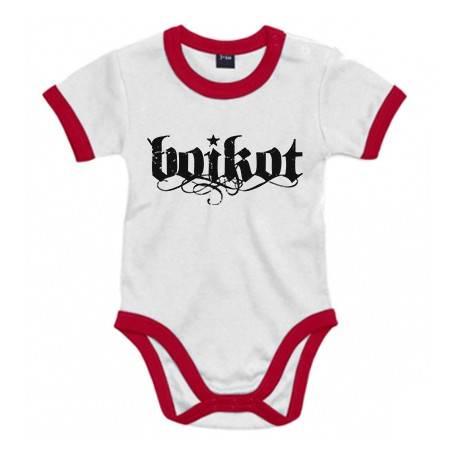 """Body bebé con ribete """"Logo""""..."""