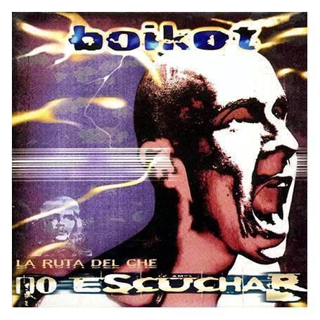 "CD ""No Escuchar"""