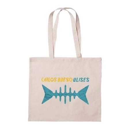 """Bolsa de tela """"Logo Ulises"""""""