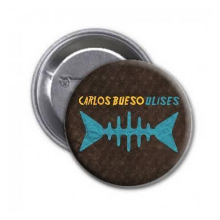 """Chapa """"Logo Ulises"""""""