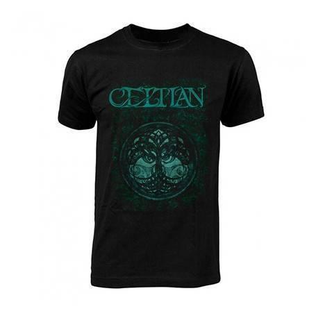"""Camiseta """"Logo verde"""""""