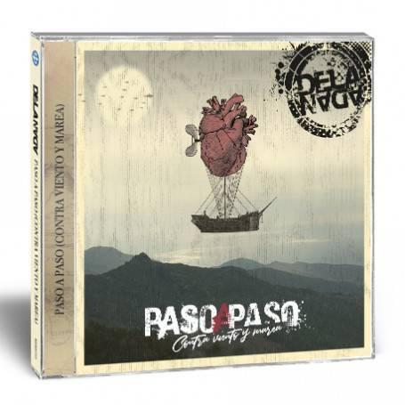 """Disco """"Paso a Paso (Contra..."""