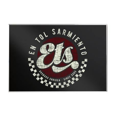 """Imán acrílico """"Logo ETS"""""""