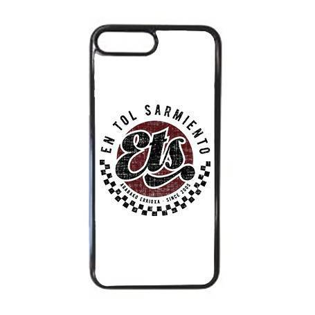 "Funda de Iphone ""Logo ETS"""