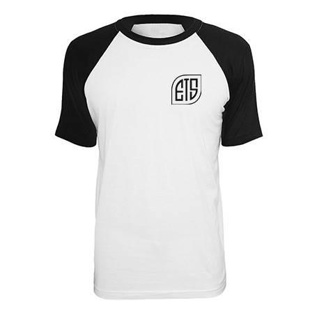 "Camiseta ranglan ""Logo..."