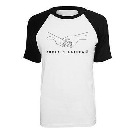"""Camiseta ranglan """"Zurekin..."""