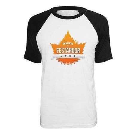 "Camiseta ranglan ""Logo"""