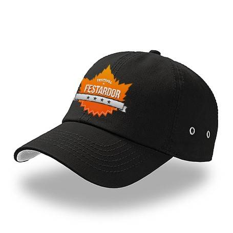 "Gorra negra ""Logo"""