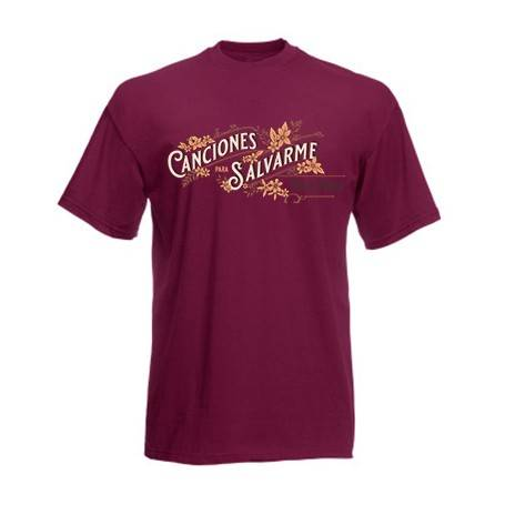 """Camiseta """"Logo Canciones..."""
