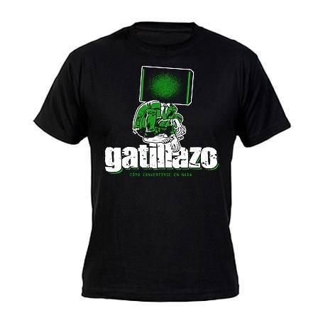 """Camiseta """"Cómo convertirse..."""