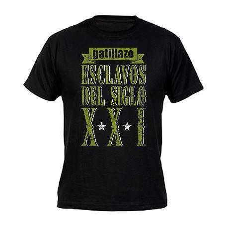 """Camiseta """"Esclavos del..."""