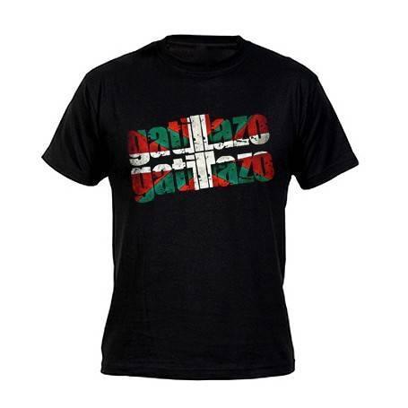 "Camiseta ""Ikurriña"""