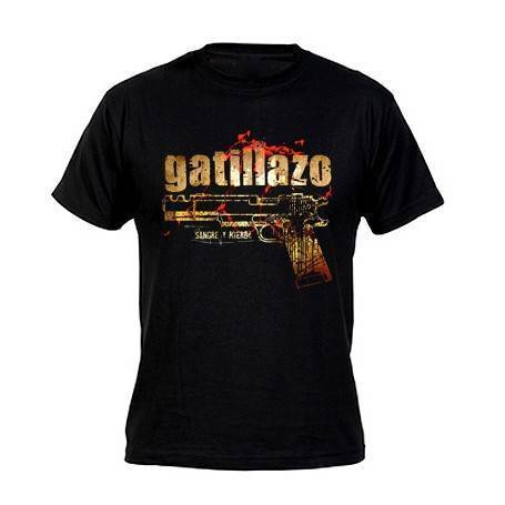 "Camiseta ""Pistola"""