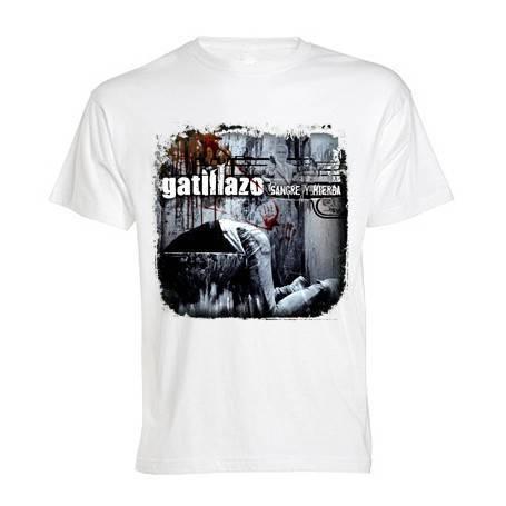 """Camiseta """"Portada Sangre y..."""