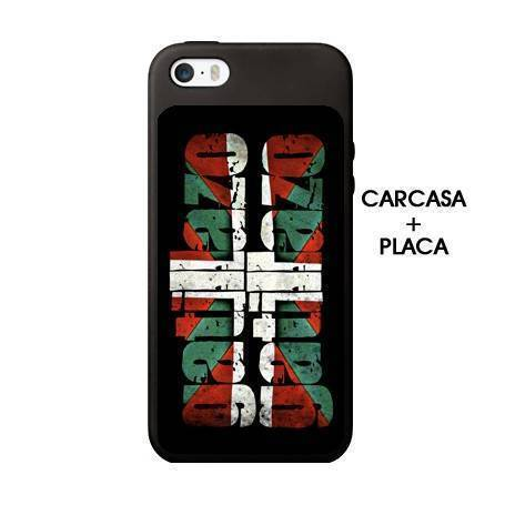 "Funda de Iphone ""Ikurriña"""