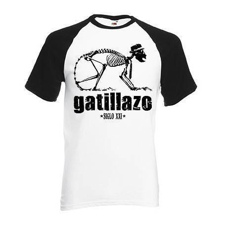 """Camiseta ranglan """"Mono"""""""