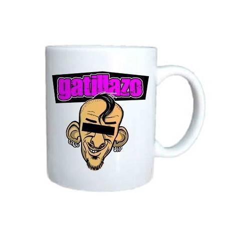 """Taza cerámica """"Caricatura..."""